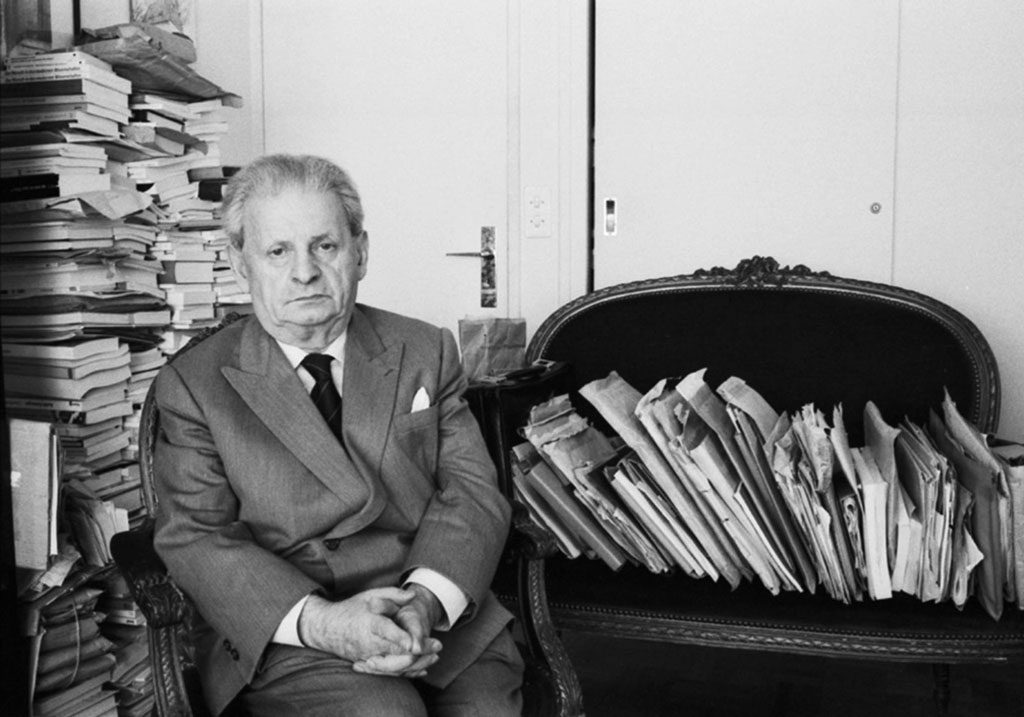 امانوئل لويناس (۱۹۹۵ _ ۱۹۰۶) فيلسوف فرانسوى