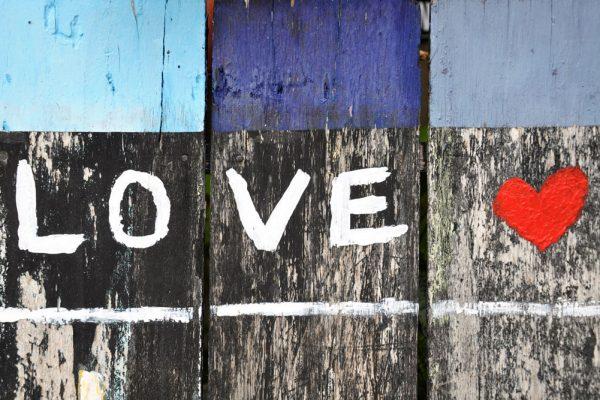 داستان طبیعت یک قلب ، عشق حقیقی